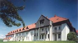 Bildungshaus Greisinghof frontperspektive