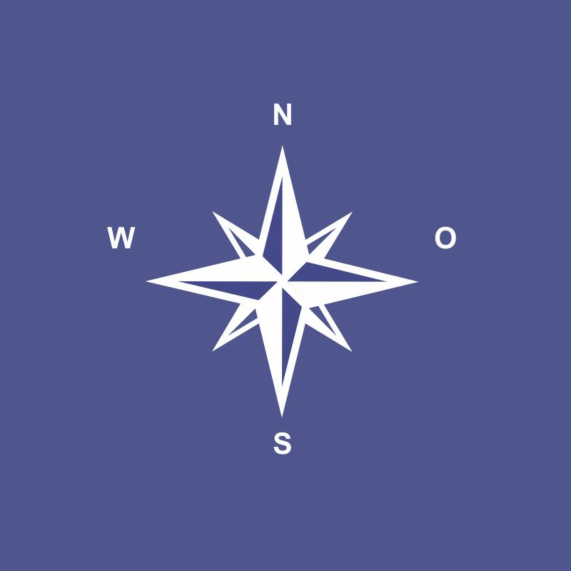 Icon leitprozess sinn porpuse orientierung 2x